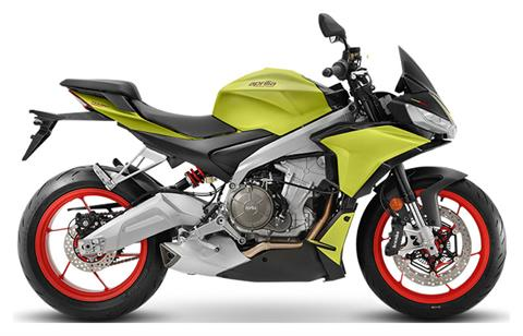 2021 Aprilia Tuono 660 in Ferndale, Washington