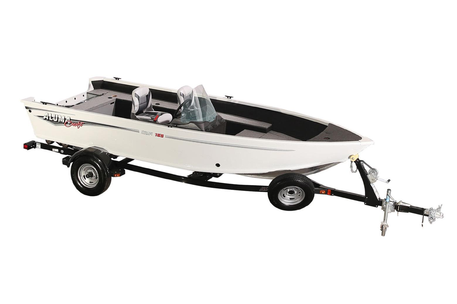 2017 Alumacraft Escape 165 CS in Lake City, Florida