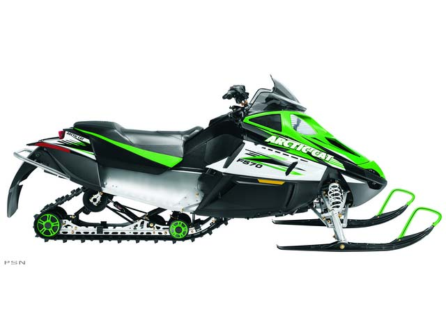 2009 Arctic Cat F570 in Hillsborough, New Hampshire