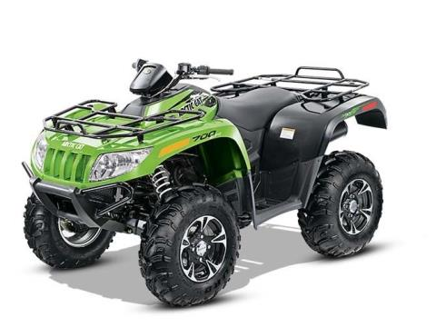 2014 Arctic Cat 700 XT™ in Francis Creek, Wisconsin