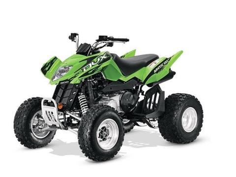 2015 Arctic Cat DVX™ 300 in Black River Falls, Wisconsin
