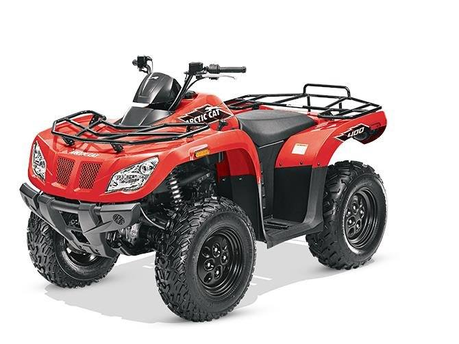 2015 Arctic Cat 400 in Hillsborough, New Hampshire