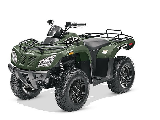2015 Arctic Cat 450 in Hillsborough, New Hampshire