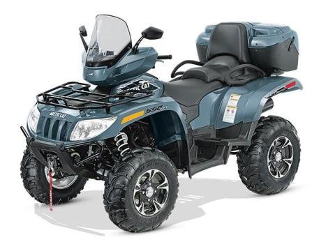2015 Arctic Cat TRV® 550 Limited EPS in Hillsborough, New Hampshire