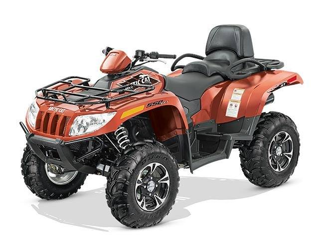 2015 Arctic Cat TRV® 550 XT™ EPS in Hillsborough, New Hampshire