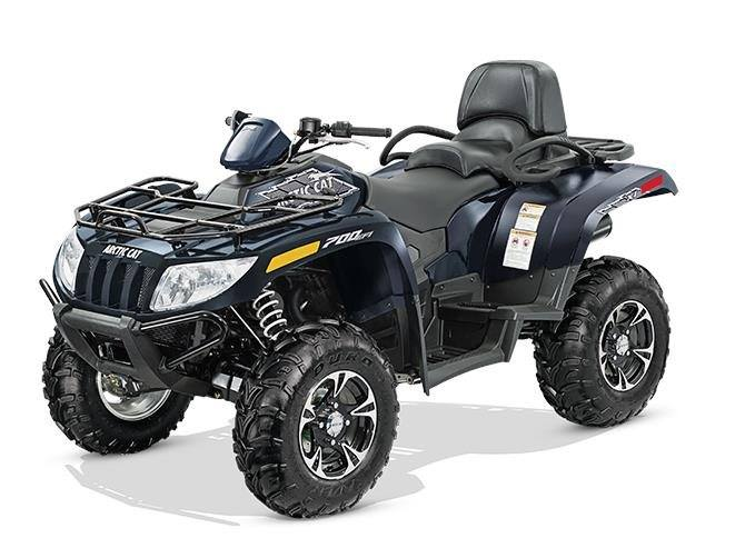 2015 Arctic Cat TRV® 700 XT™ EPS in Hillsborough, New Hampshire