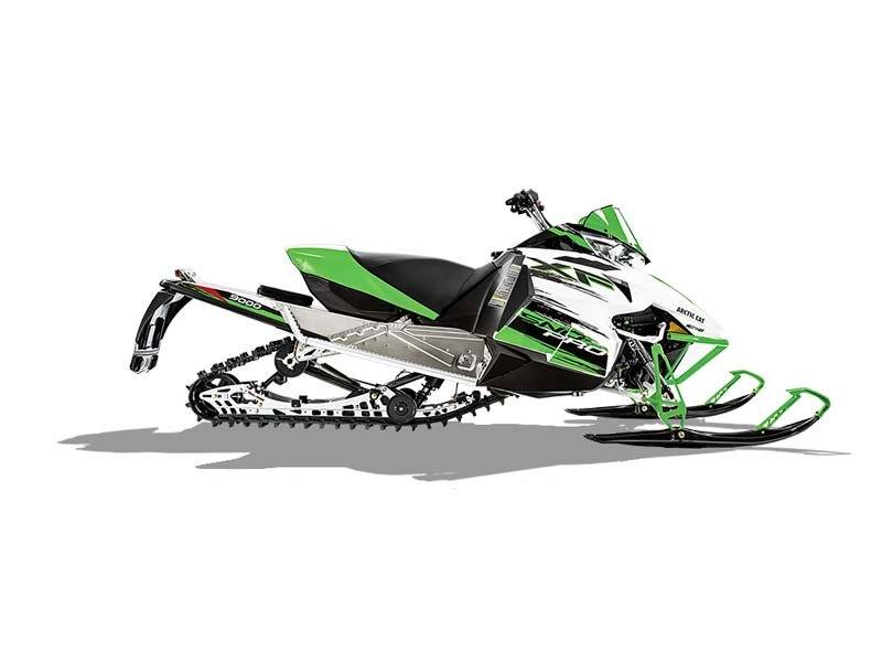 "2015 Arctic Cat XF 9000 137"" Sno Pro ES in Hillsborough, New Hampshire"
