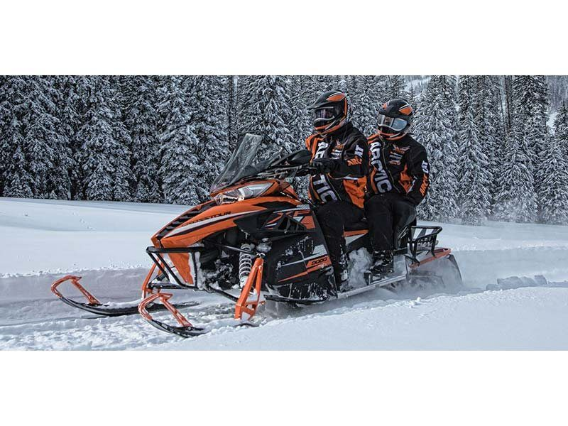 2015 Arctic Cat XF 9000 CrossTour ES in Hillsborough, New Hampshire