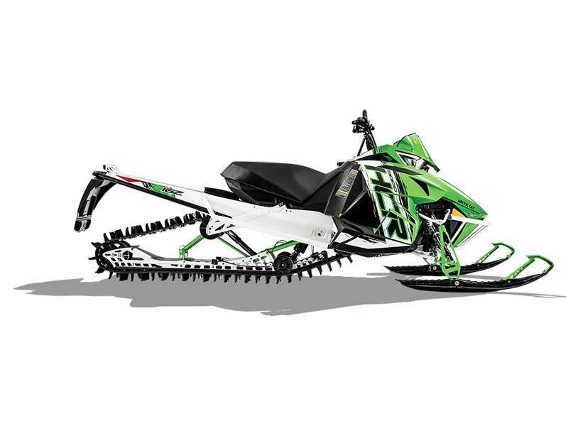 "2015 Arctic Cat M 9000 162"" HCR ES in Hillsborough, New Hampshire"
