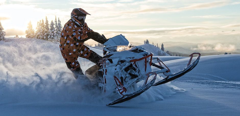 2015 Arctic Cat XF 9000 High Country™ Limited in Hillsborough, New Hampshire
