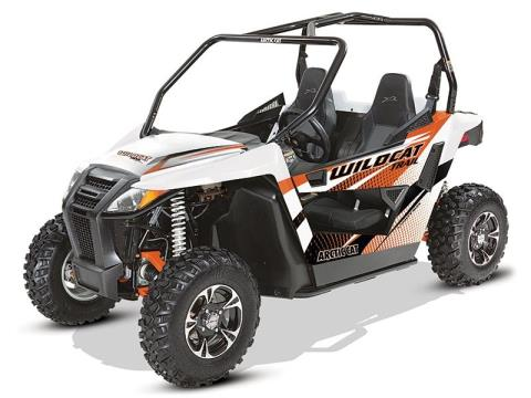 2015 Arctic Cat Wildcat™ Trail Limited EPS in Johnstown, Pennsylvania