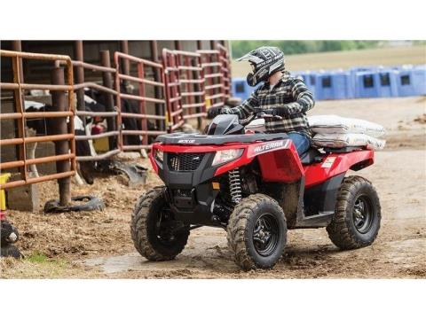 2016 Arctic Cat Alterra 700 in Rockwall, Texas