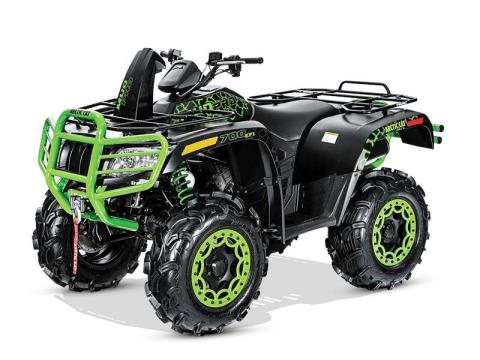 2016 Arctic Cat MudPro 700 Limited in Black River Falls, Wisconsin