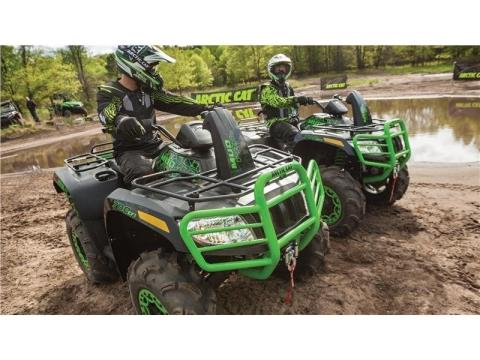 2016 Arctic Cat MudPro 700 Limited in Hillsborough, New Hampshire