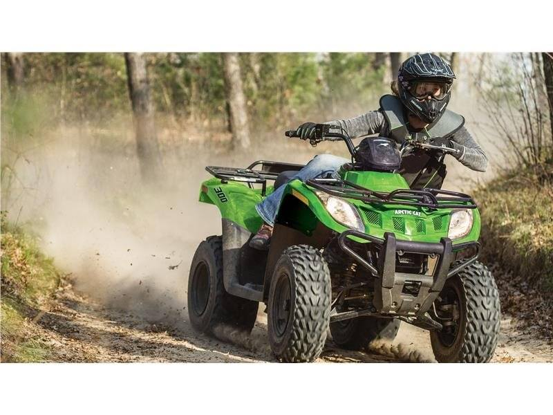 2016 Arctic Cat 300 in Roscoe, Illinois