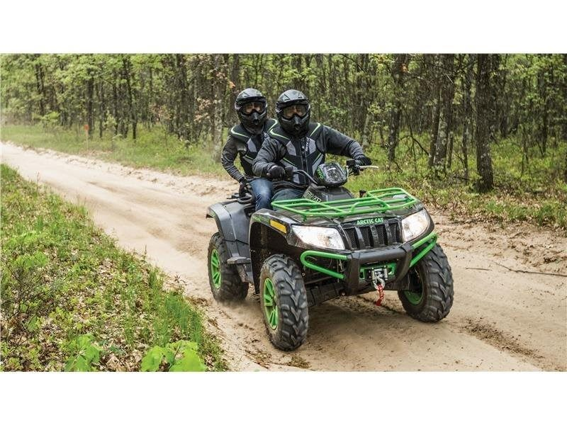 2016 Arctic Cat TRV 700 Special Edition in Safford, Arizona