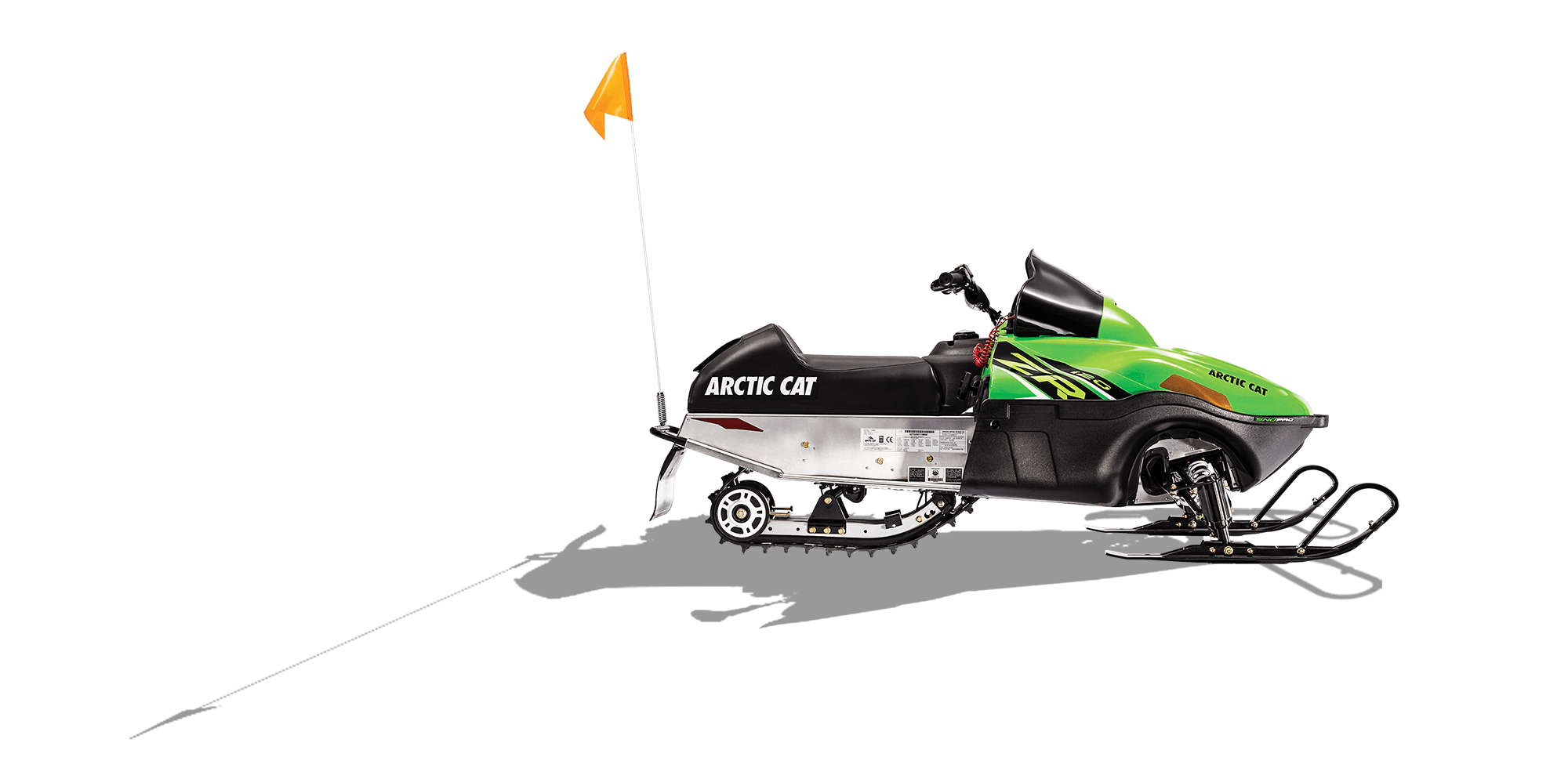 2016 Arctic Cat ZR 120 in Hillsborough, New Hampshire