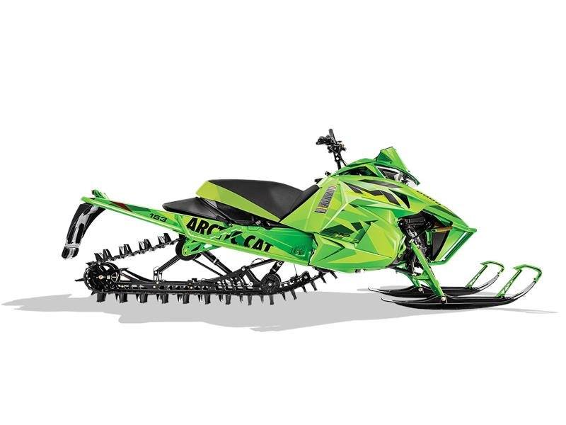 "2016 Arctic Cat M 8000 153"" Limited ES in Hillsborough, New Hampshire"