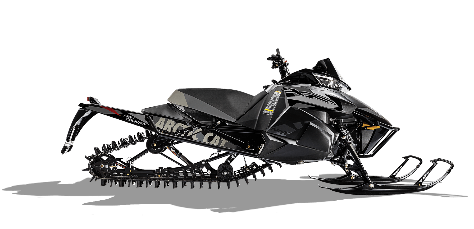 "2016 Arctic Cat XF 8000 141"" High Country Limited in Elkhart, Indiana"