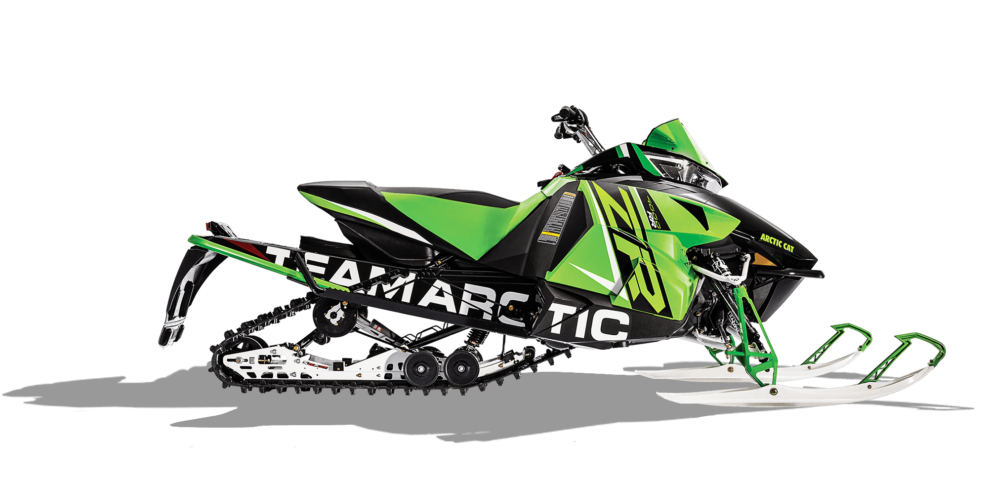"2016 Arctic Cat ZR 4000 129"" RR in Trego, Wisconsin"