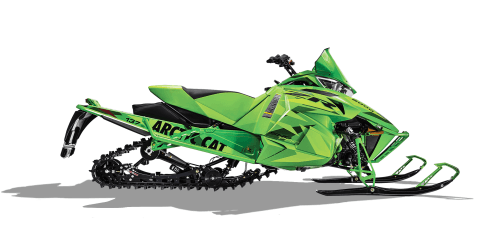 "2016 Arctic Cat ZR 6000 137"" Limited ES in Trego, Wisconsin"