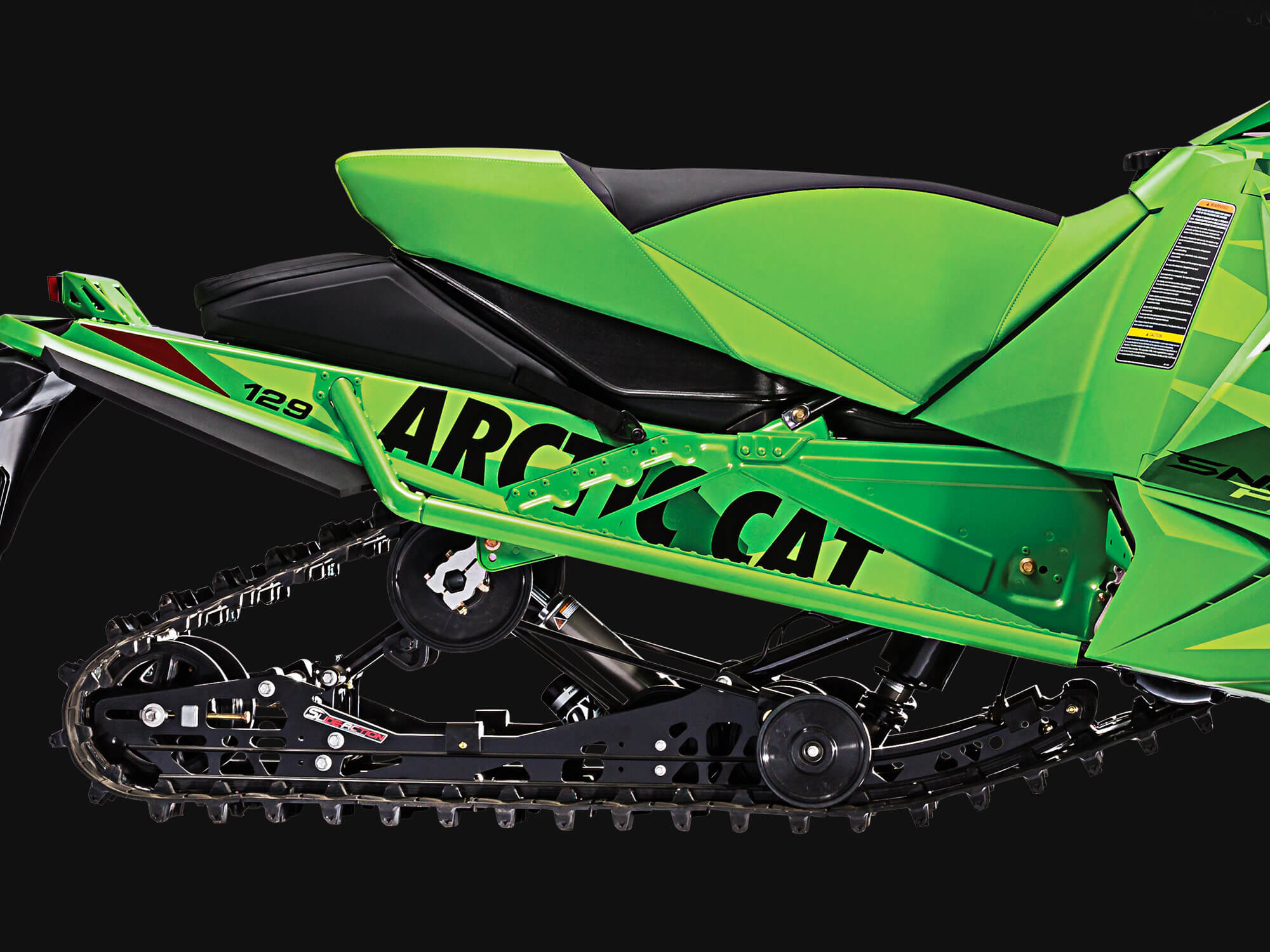 "2016 Arctic Cat ZR 7000 129"" Limited ES in Roscoe, Illinois"