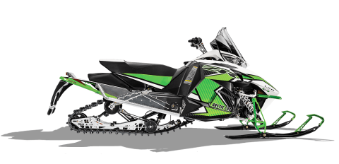 "2016 Arctic Cat ZR 7000 129"" LXR ES in Fairview, Utah"