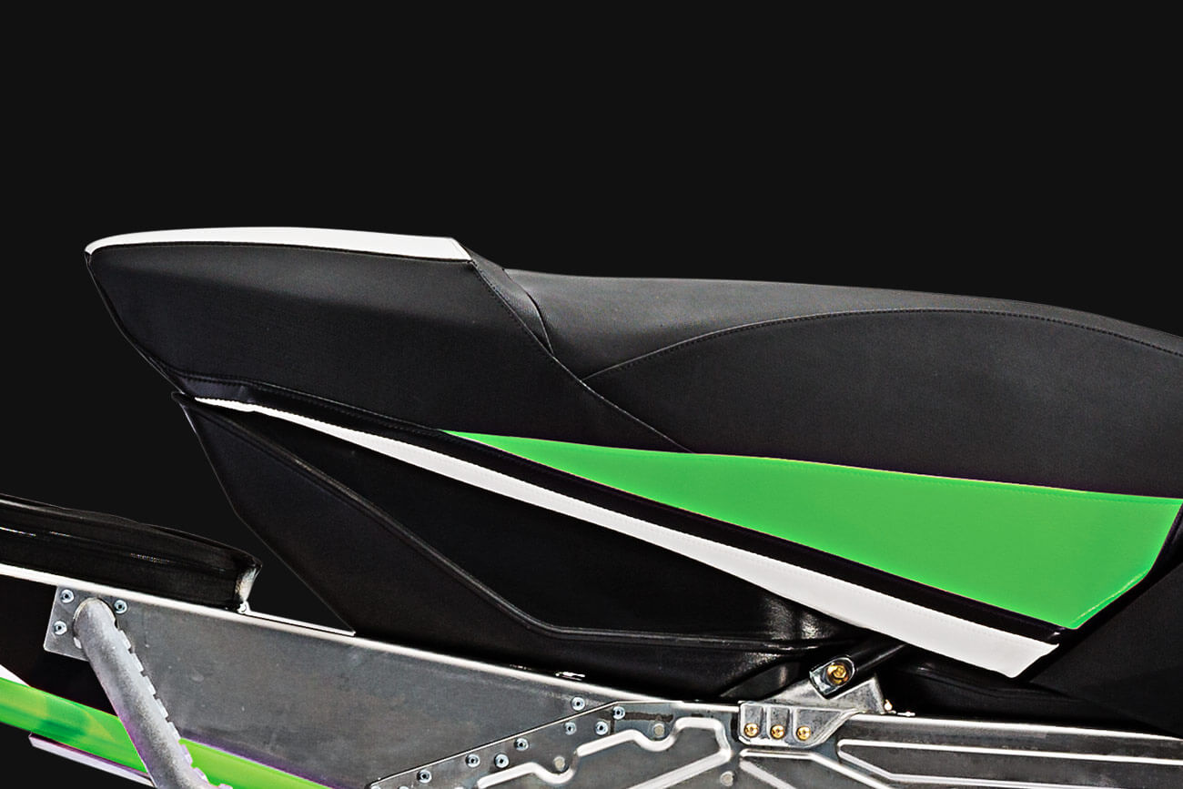 "2016 Arctic Cat ZR 8000 129"" LXR ES in Trego, Wisconsin"