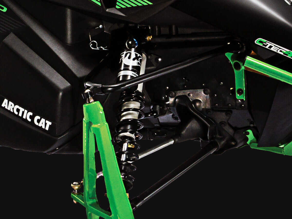 "2016 Arctic Cat ZR 9000 129"" El Tigre ES in Fairview, Utah"