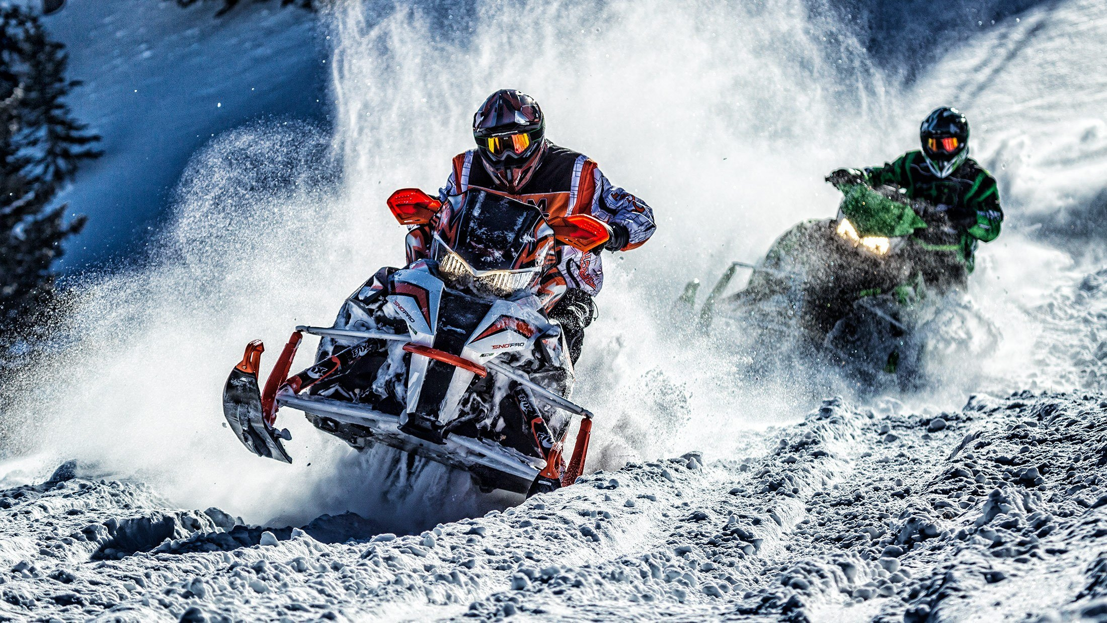 "2016 Arctic Cat ZR 9000 137"" Sno Pro ES in Fairview, Utah"