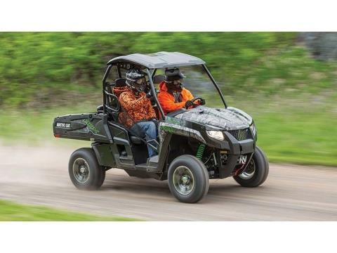 2016 Arctic Cat HDX 700 SE Hunter Edition in Trego, Wisconsin