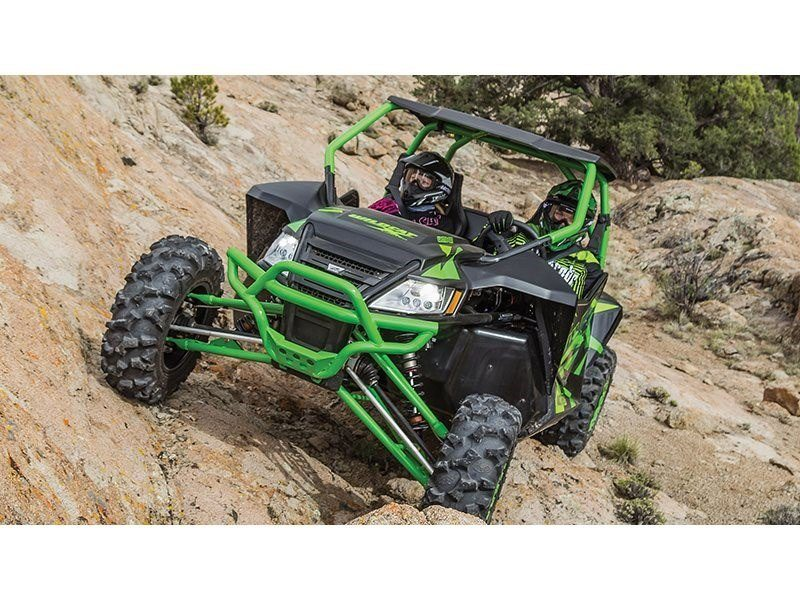2016 Arctic Cat Wildcat X Limited in Orange, California
