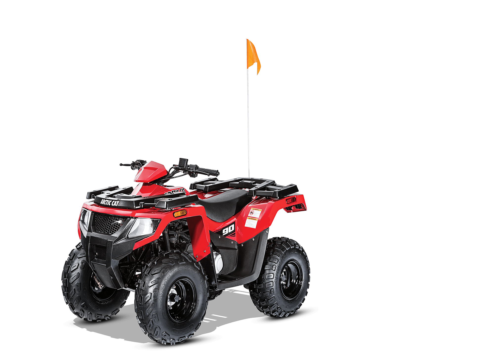 2017 Arctic Cat Alterra 90 in Adams Center, New York