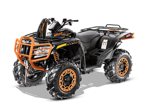 2017 Arctic Cat MudPro 1000 Limited EPS in Rockwall, Texas