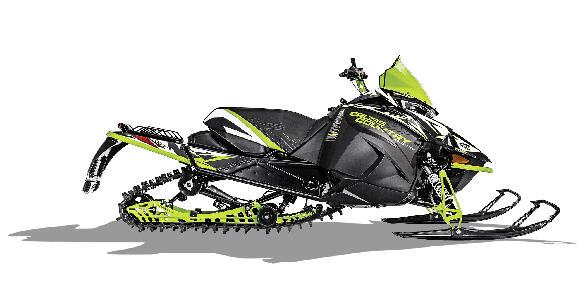 2018 Arctic Cat XF 6000 Cross Country Limited ES in Baldwin, Michigan