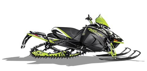 2018 Arctic Cat XF 6000 Cross Country Limited ES in Hancock, Michigan