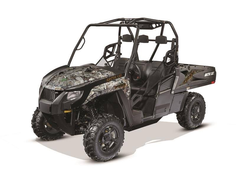 2017 Arctic Cat HDX 700 XT EPS in Butte, Montana