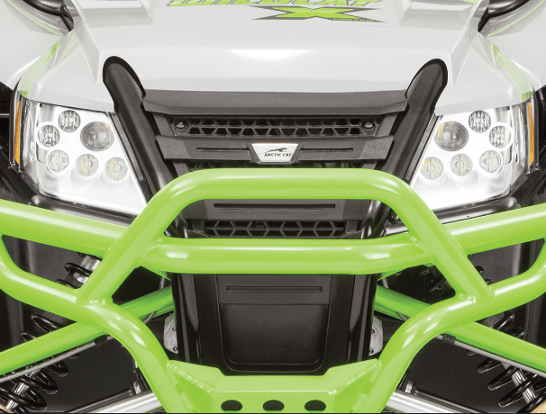 2017 Arctic Cat Wildcat X Limited in Hamburg, New York