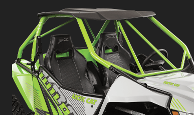 2017 Arctic Cat Wildcat X Limited in Fairview, Utah