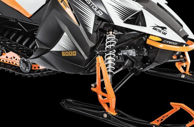2018 Arctic Cat XF 6000 CrossTour ES in New York, New York