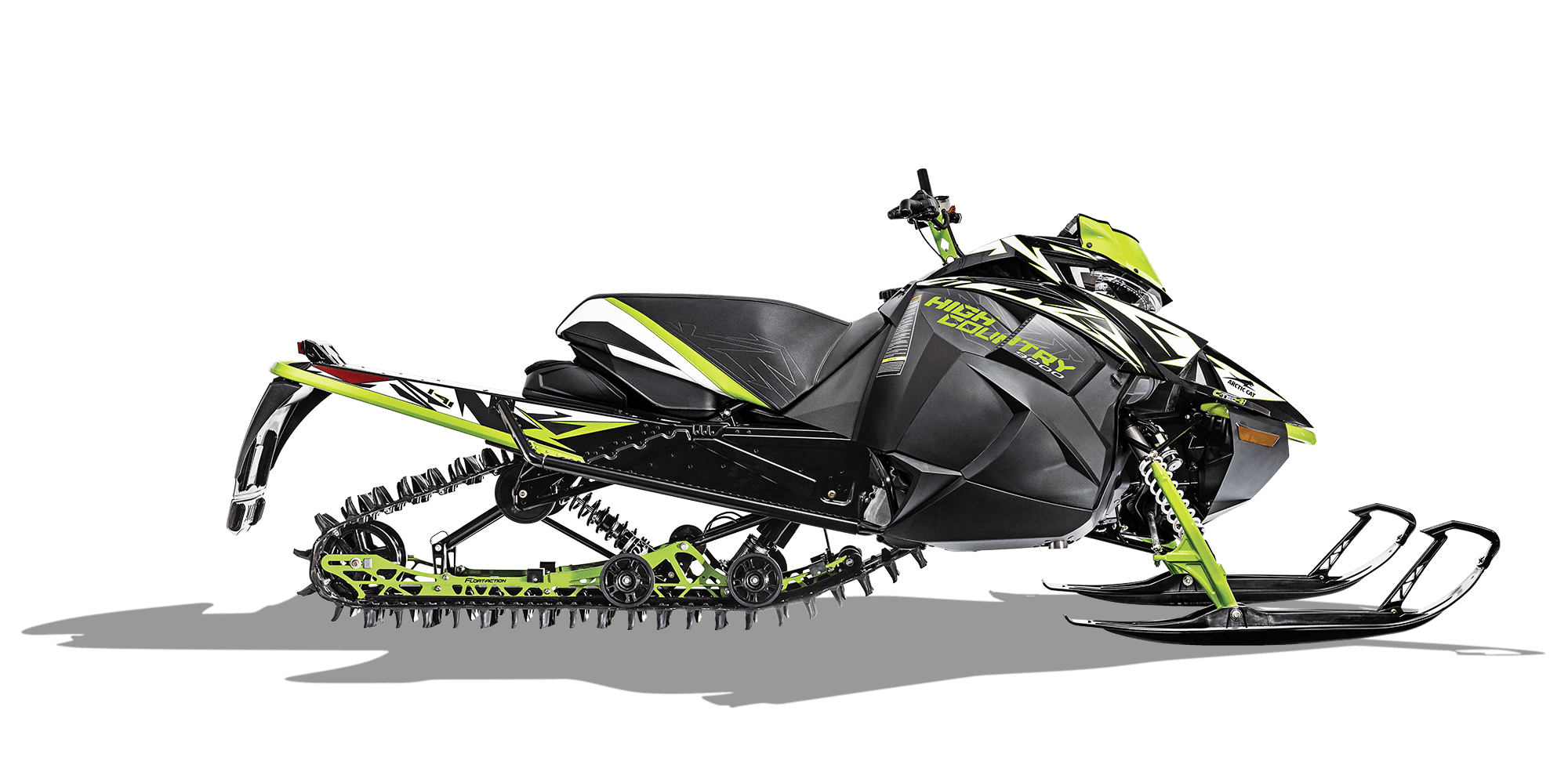 2018 Arctic Cat XF 9000 High Country Limited (141) in Monroe, Washington