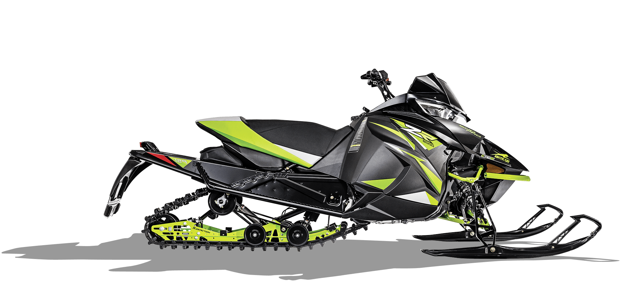 2018 Arctic Cat ZR 8000 Sno Pro ES (129) in Monroe, Washington