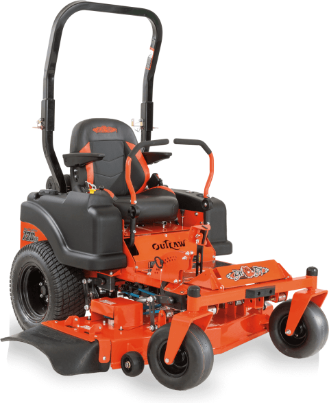 2016 Bad Boy Mowers 4800 (Vanguard) Compact Outlaw in El Campo, Texas