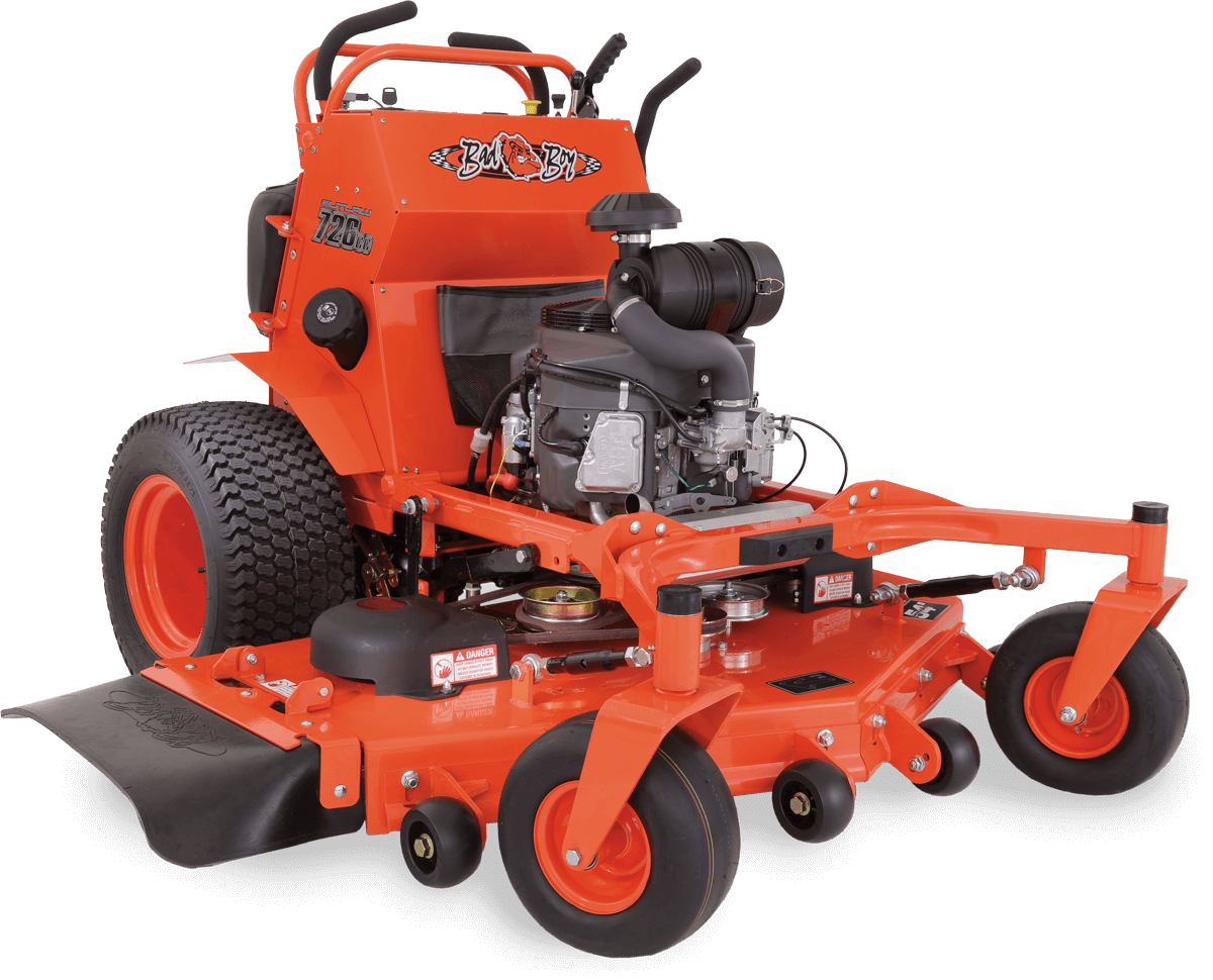 2016 Bad Boy Mowers 5400 (Kawasaki) Outlaw Stand-On in El Campo, Texas