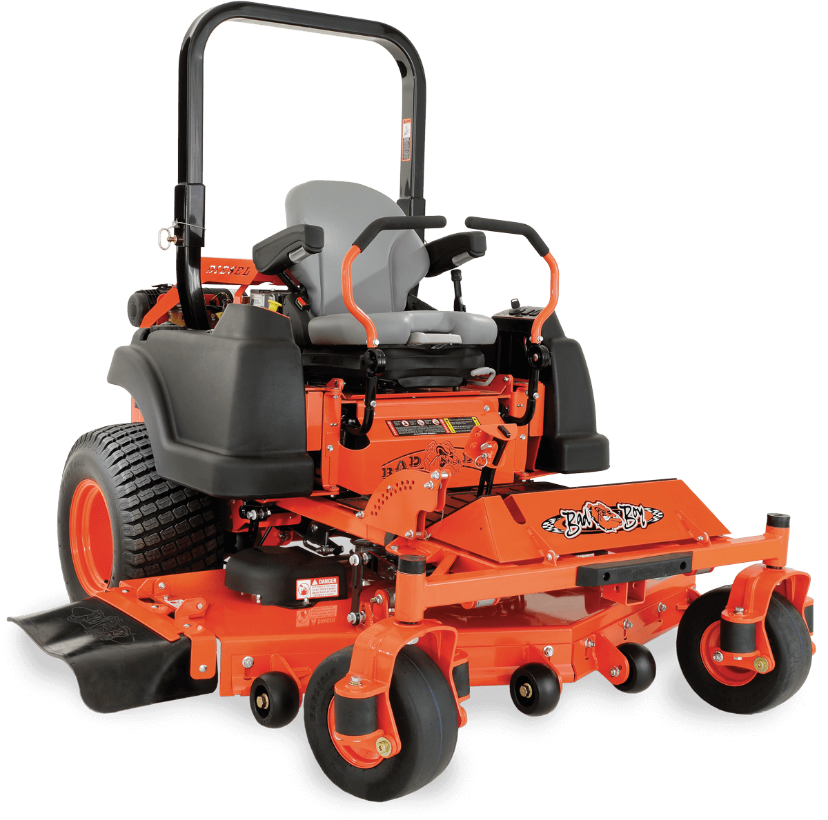 2016 Bad Boy Mowers Compact Diesel 6100 in Mechanicsburg, Pennsylvania
