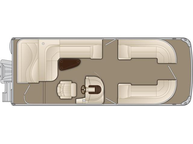 2015 Bennington 2274 GL in Rancho Cordova, California