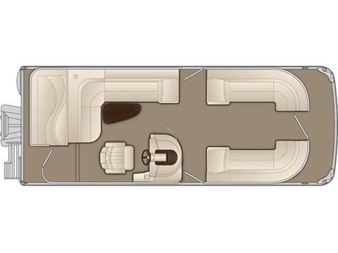 2016 Bennington 2274 GL in Round Lake, Illinois