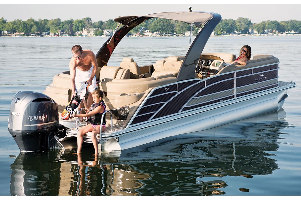 2016 Bennington 2350 RSR in Round Lake, Illinois