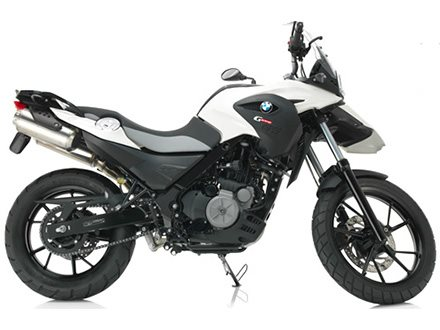 2016 BMW G 650 GS in Baton Rouge, Louisiana