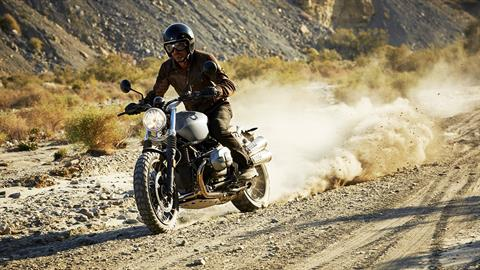 2017 BMW R nine T Scrambler in Orange, California